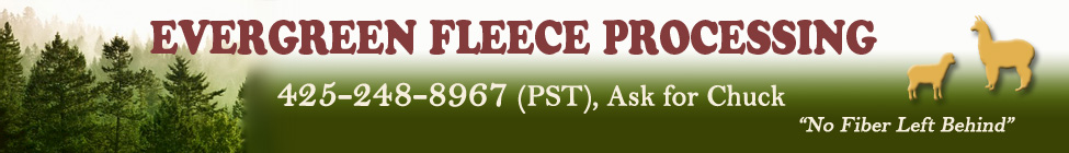 Evergreen Fleece Processing, llc